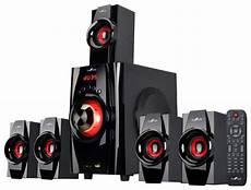 5 1 soundsystem weiß befree sound 5 1 channel bluetooth speaker system black