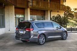 2018 Chrysler Pacifica Review  Release Date Pricing And