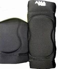 Brute Torq Wrestling Knee Pad Size Chart Ama Black Pro Knee Pads Small Wrestling Football Mma Judo