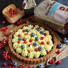 crema pasticcera senza cottura crostata senza cottura vegan e senza glutine con crema pasticcera e pan del nonno integrale
