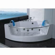 whirlpool badewanne relax rechteck 2 personen led radio