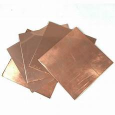 copper sheet metal 02 04 quot thickness craft jewelry