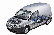 Vw Caddy Ecofuel Technical Details History Photos On