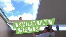 installation d un studio de jardin greenkub en 5 jours