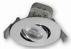 led leuchten 230v 8 w led badle leuchten einbaustrahler spot ip23