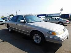 how cars run 1994 ford crown victoria electronic toll collection 1994 ford crown victoria lx used 4 6l v8 16v automatic sedan premium no reserve