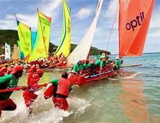 Carnival At Sea Martinique S Tour Des Yoles Largeup