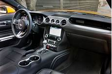 ford mustang interior 2018 ford mustang drive ready to pony up news cars