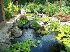 Small Water Feature Garden Pond Start An Easy Backyard