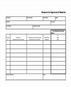 free 40 request forms in excel