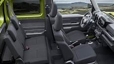 suzuki jimny interior layout technology top gear