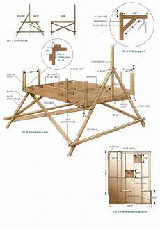 treehouse plan tree house plans tree house tree house diy