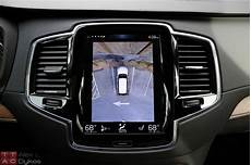 2016 Volvo Sensus Connect Touchscreen Tablet Style
