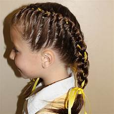 26 stupendous braided hairstyles for kids slodive