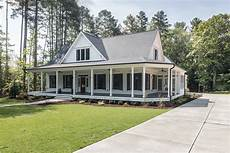 southern living house plan farmhouse revival farmhouse
