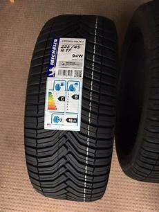 Michelin Crossclimate Plus - 2x new tyres michelin crossclimate plus r 17 225 45 17