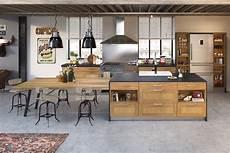 Cuisine Style Atelier Industriel Vous Voulez 233 Corer