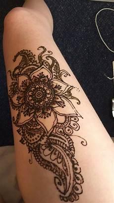 leg henna for summer henna henna designs