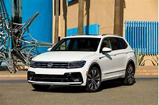 2018 Volkswagen Tiguan Gets R Line Flair Automobile Magazine