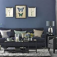denim blue and grey living room living room decorating ideal home housetoh new