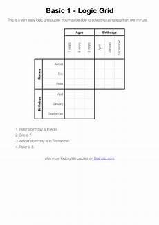 logic puzzles printable worksheets 10850 printable grid puzzles printable crossword puzzles