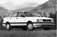 books about how cars work 1991 audi 90 user handbook 1990 92 audi 80 consumer guide auto