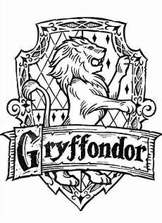 Malvorlagen Harry Potter Malvorlagen Harry Potter Gryffindor