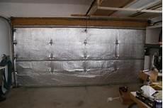 comment isoler porte de garage sectionnelle comment isoler une porte de garage en bois tout pour