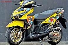 Modifikasi Honda Vario 150 by Modifikasi Honda Vario 150 Esp Keren Sambil Berobat Jalan