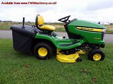 deere x305r lawn tractor low tip coll for sale fnr
