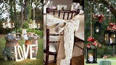 rustic wedding decor ideas inspiration youtube