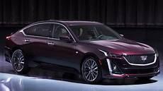 stylish 2020 cadillac ct5 sedan unveiled
