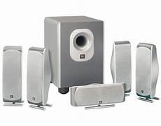 jbl scs260 5 home cinema speaker sold