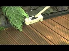 reinigung und pflege megawood wpc terrassen