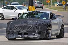 Could This Car Be The 2018 Ford Mustang Shelby Gt500 Or