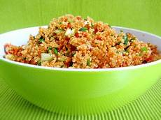 Bulgursalat Rezept Türkisch - vitaminreicher t 252 rkischer salat mit bulgur hirse und