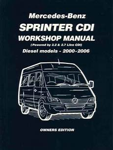 how to download repair manuals 2007 mercedes benz cls class seat position control sprinter shop manual mercedes service repair workshop book