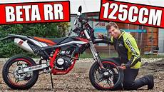 beta rr 125 lc beta rr 125 lc supermoto 2019 motorrad test