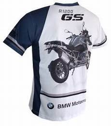 bmw r1200gs t shirt with logo and all printed picture