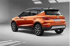 seat arona revealed a supermini on stilts by car magazine