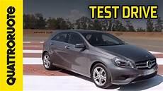 Mercedes Classe A 180 2014 Test Drive