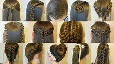14 cute and easy hairstyles for back to school hair
