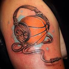 40 basketball tattoo designs and ideas for men i luve sports