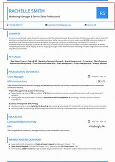 resume header 2020 guide to contact information in resume exles