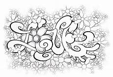 Graffiti Malvorlagen I You Graffiti Schrift Graffiti Bilder Zum Ausmalen