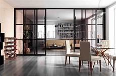 China Modern Office Living Room Glass Sliding Door