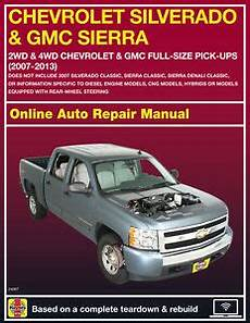 online service manuals 2008 gmc yukon xl 1500 regenerative braking 2010 gmc yukon xl 1500 haynes online repair manual select access ebay