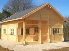 Chalet En Bois Pas Cher Habitable Deco Maison Design
