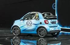 smart eq fortwo mercedes eq electric car geneva debut was a