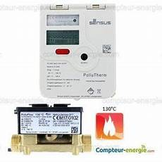 Compteur D 233 Nergie Thermique Sensus Pollutherm Chauffage